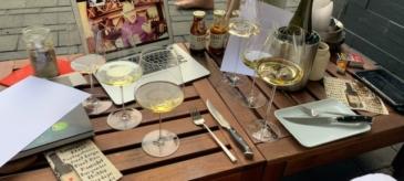 BBQ Weinprobe